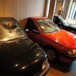Begegnung der automobilen Art